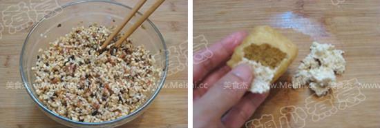 柳州酿豆腐泡的家常做法