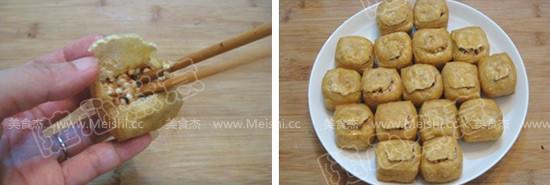 柳州酿豆腐泡的简单做法