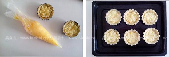 柠檬蛋白挞怎么煮