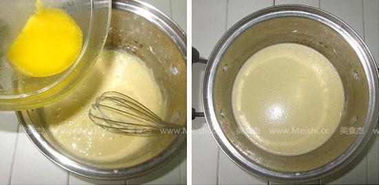 千层奶酪芒果蛋糕的家常做法
