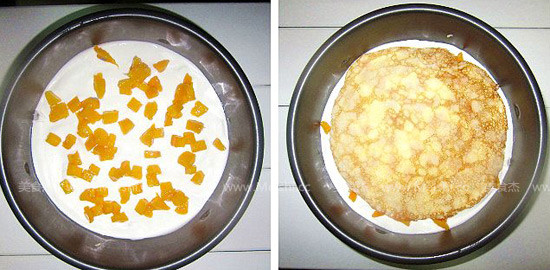 千层奶酪芒果蛋糕怎么吃