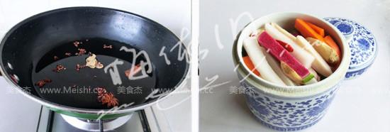 四川泡菜的家常做法