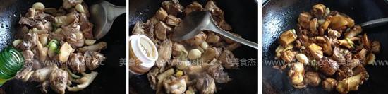栗子黄焖鸡的家常做法