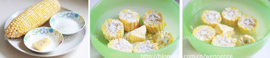 奶油玉米的做法大全