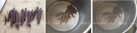 鸭血粉丝汤的简单做法