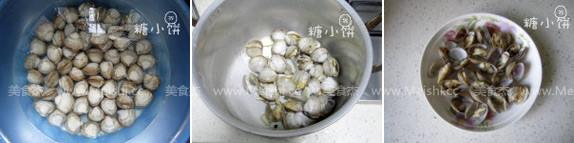 文蛤蒸蛋的做法大全