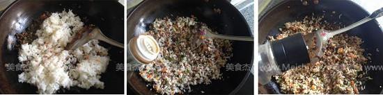 牛肉炒饭怎么吃