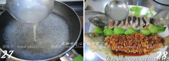 山东整鱼两吃怎样煮