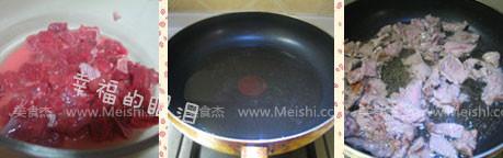 铁板黑椒牛柳的简单做法