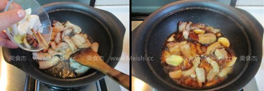 彩椒杏鲍菇煲的做法图解