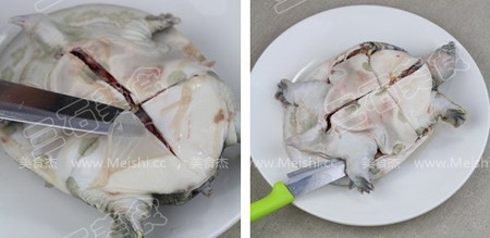 清炖甲鱼的做法图解