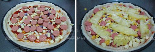 北极虾披萨怎么炒
