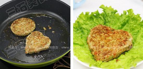 肉蔬饼的家常做法