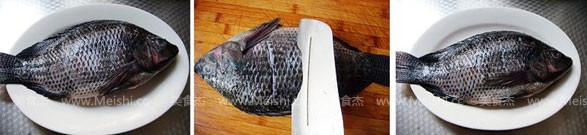 清蒸罗非鱼的做法大全