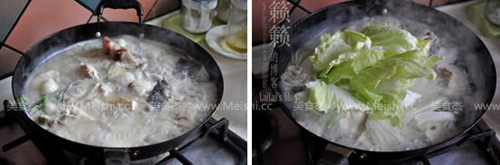 老豆腐炖黑鱼的简单做法