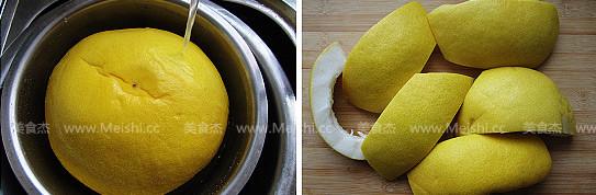 柚皮糖的做法图解