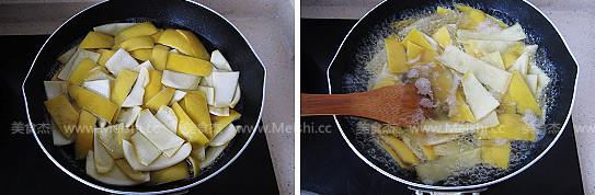柚皮糖怎么做