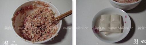 荸荠豆腐肉圆子的做法图解