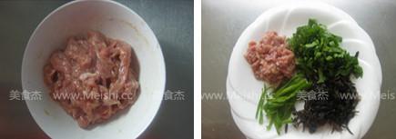 蔬菜肉丝炒面的做法图解