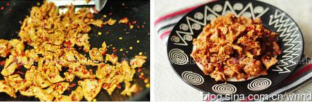 新疆炒烤肉怎么吃
