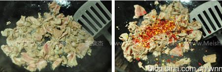 新疆炒烤肉的家常做法