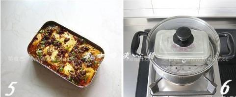 饭盒酱汁豆腐夹的家常做法