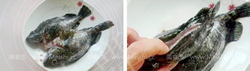 清蒸石斑鱼的做法大全