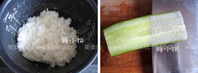 黄瓜鱼籽寿司的做法大全
