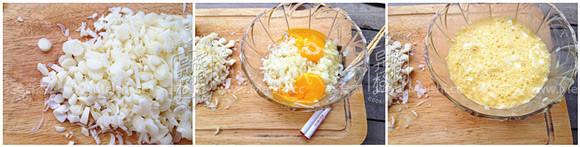蒲菜涨蛋的做法图解