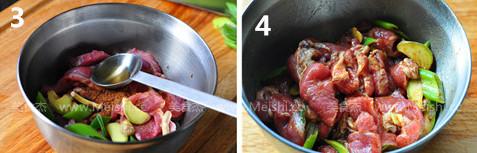 五香炸酥肉的做法图解