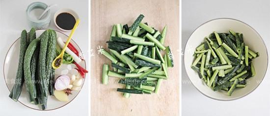 黄瓜咸菜的做法大全