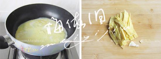 杂蔬肉丝炒面的家常做法