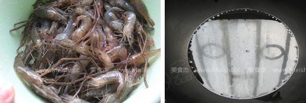 油爆小河虾的做法图解