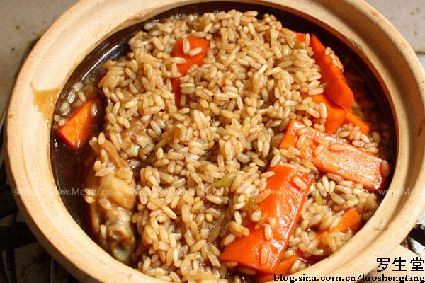 黄焖鸡米饭怎样煸