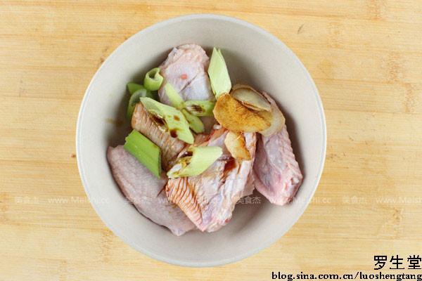 黄焖鸡米饭的简单做法
