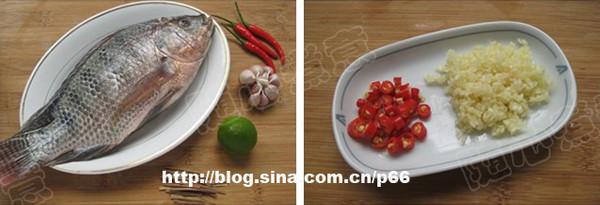 泰式香蒜纸包鱼的做法大全