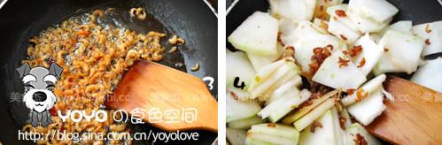 简单美味开洋冬瓜的做法图解