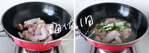 瓦罐鸡汤的家常做法