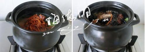 瓦罐鸡汤的简单做法