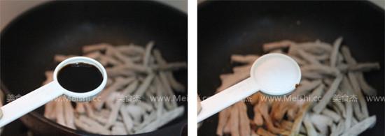 咖喱牛肉干的简单做法