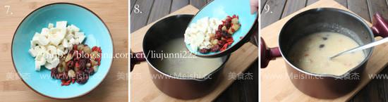 小米八宝粥的家常做法